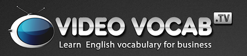 Business Englisch lernen - Video vocab TV
