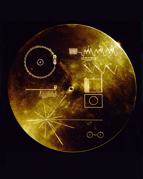 Voyager Golden Record 1977