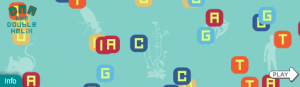 DNA-Doppelhelix-Spiel-Nobelpreis