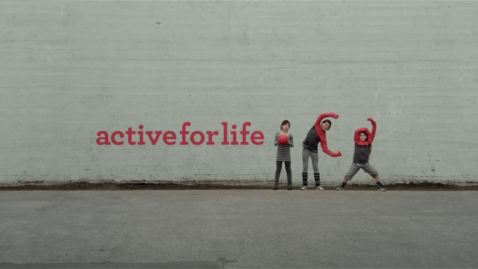 Kidfografik - URL activeforlife.ca